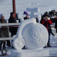 Фестиваль леденых и снежных скульптур Гиперборея :: Андрей