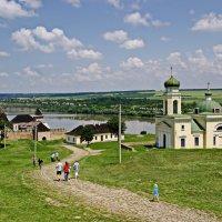 Церковь Александра Невского у Хотинской крепости :: Андрей K.