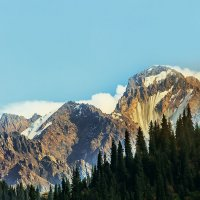 Горные вершины :: Julia Martinkova