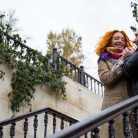 Осенняя лавстори :: Оксана Пучкова