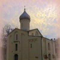 Новгородская жемчужина 16 века :: Марина Домосилецкая
