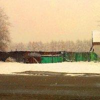 Розовый снежок :: Милла Корн