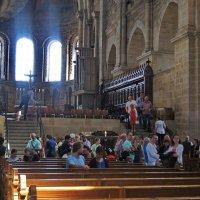 Восточный хор(Собор в Бамберге) :: irina Schwarzer