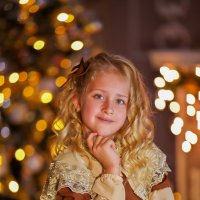 Новогодняя сказка Александры :: Кристина Беляева