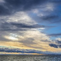 Западный ветер :: Михаил Бояркин