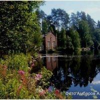 Старая Финская ГЭС :: Андрей
