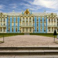 Екатерининский дворец в г.Пушкин :: Дмитрий Рутковский