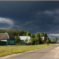 Рязанщина до дождя :: Михаил Розенберг