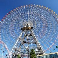 Cosmo Clock 21 Yokohama Japan :: Swetlana V