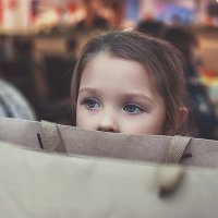 Когда шопинг ещё не интересен... :: Лилия .