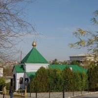 Храм в честь Святителя Митрофана Воронежского :: Александр Рыжов