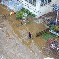 утром после урагана Сэнди :: Naum