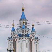 Градо-Хабаровский Собор Успения Божией Матери :: олеся