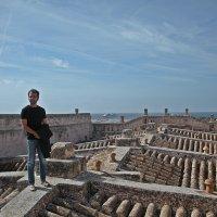 Прогулка  по  крышам  Пальма де  Майёрка. :: Виталий Селиванов