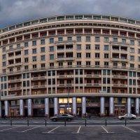 Гостиница Москва. Северный фасад :: Alexsei Melnikov