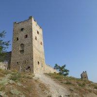Генуэзская крепость :: Наиля