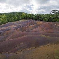 Многоцветные пески Шамарель(2) :: Сергей Фомичев