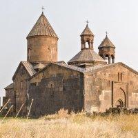 Монастырский комплекс Сагмасаванк :: Ирина Шарапова