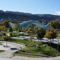 Осенний Тбилиси ... :: Лариса Корженевская