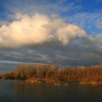 Агидель река - горы, облака ... :: Евгений Юрков