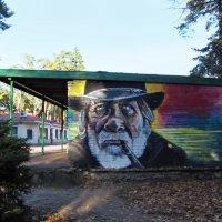 Остановка с граффити :: veera (veerra)