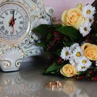 Важные детали в самый волнительный день... :: Юлия Сапрыкина