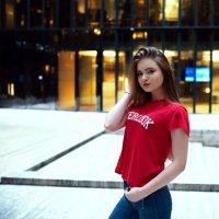 Настя :: Шахин Халаев
