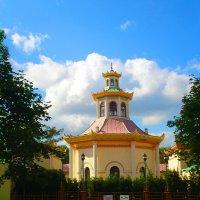 Старинные парки хранят свои тайны..... :: Tatiana Markova