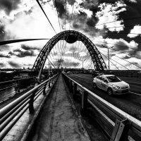 """Московский """"Живописный мост"""" :: Сергей Кудряшов"""