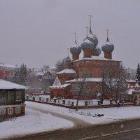 Кострома , мокрый снег . :: Святец Вячеслав