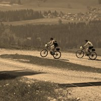 Впереди, крутой перевал..)) :: Вальтер Дюк