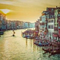 Закат в Венеции :: Алексей Поляков