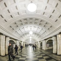 Станция метро Охотный ряд :: Игорь Герман