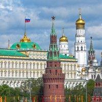 Москва! Как много в этом звуке... :: Марина Шанаурова (Дедова)