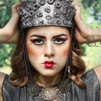 В духе Византии. :: Любовь Кастрыкина