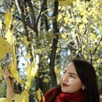 Осенний поpтpет :: Анастасия Быкова