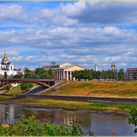 Это - мой город! :: Vladimir Semenchukov