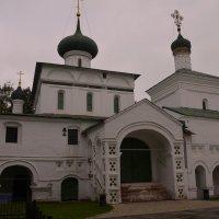Церковь Рождества Христова. Середина 17 века. г.Ярославль :: Anton Сараев