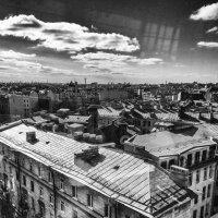 Крыши Петроградской стороны :: Maria