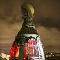 Купол дома компании Зингер (Дом Книги) :: Maria