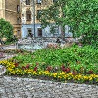Мозаичный дворик! :: Натали Пам
