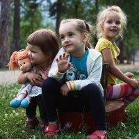 Три Марии :: Елена Карманчикова