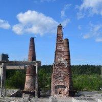 Развалины завода :: Андрей