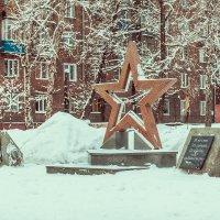 Стелла Новокузнецк зимой :: Юрий Лобачев