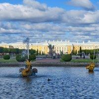 Бассейн Верхнего парка Петергофа :: Светлана