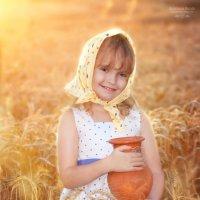 Маленькое солнышко :: Фотохудожник Наталья Смирнова