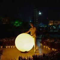 Луна :: Андрей + Ирина Степановы