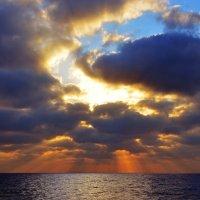 Кипрские закаты. Воспоминания о лете :: Николаева Наталья