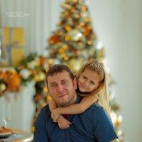 Она папина дочка !!! :: Кристина Беляева
