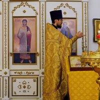 Храм преп. Александра Свирского. Воскресное Богослужение. :: Геннадий Александрович